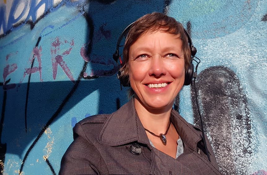 Christiane Zwick-How-to-podcast