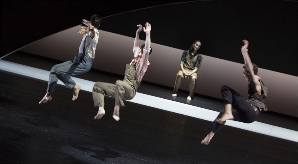 Ballett am Rhein Düsseldorf/Duisburg B.32 Petite messe solennelle ch.: Martin Schläpfer
